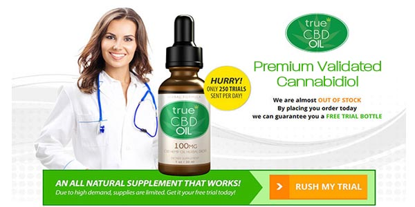 True CBD Oil Trial